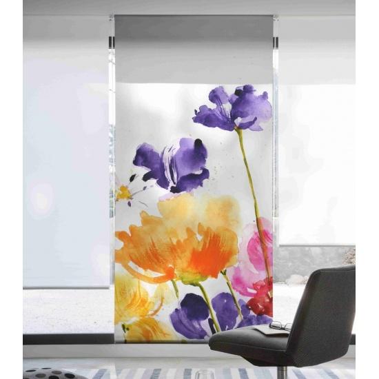 Estor Floral 3127 - Zebra Textil