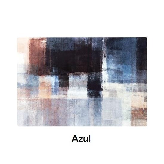 ALFOMBRA H42 Mora Azul