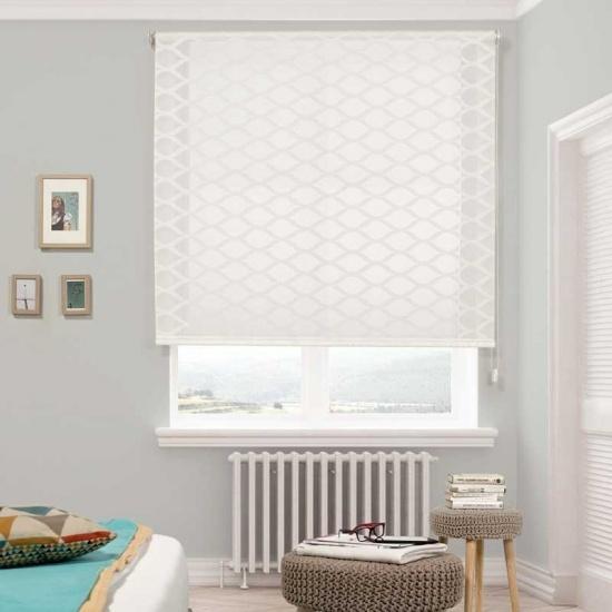 Estor enrollable Dublin - Zebra Textil  Estores 10