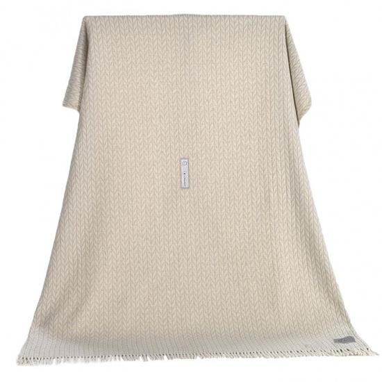 Plaid Sofá ECO E93 Beige - Textils Mora