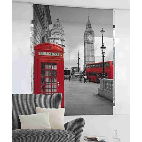 Estor enrollable Londres 812 - ZEBRA TEXTIL
