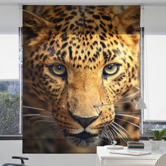 Estor Leopardo 122 Zebra Textil